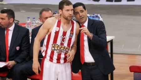 Σφαιρόπουλος και Στρέλνιεκς για τον 3ο τελικό!