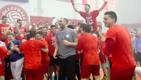 Στο EHF Cup ο Ολυμπιακός