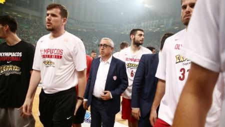 Σταυρόπουλος: «Συγχαρητήρια σε… οπαδούς και διαιτητές»