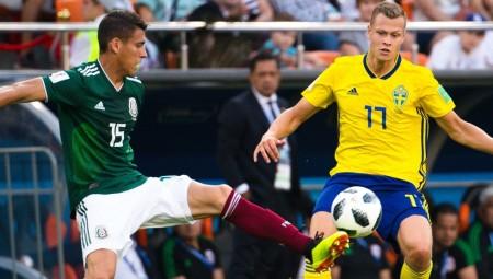 Στους «16» Σουηδία και Μεξικό! (vid)