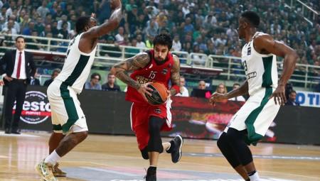 Παναθηναϊκός - ΟΛΥΜΠΙΑΚΟΣ 84-70 (τελικό)