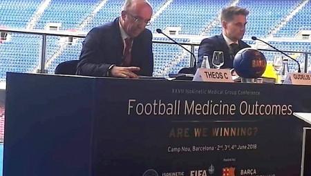 Στην ελίτ του ιατρικού αθλητικού κόσμου!