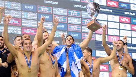 Την Πέμπτη στο ΣΕΦ οι πρωταθλητές Ευρώπης