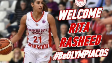 Το μήνυμα της Ρασίντ για τη μεταγραφή της στον Ολυμπιακό (pic)