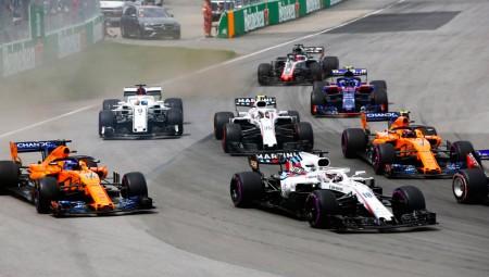 Τα ελαστικά για το γαλλικό grand prix