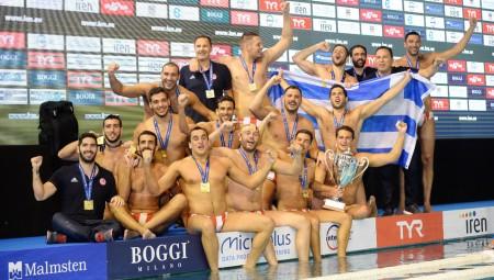 15 νίκες σε 17 ευρωπαϊκά παιχνίδια!