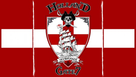 «Ψηλά η σημαία του Θρύλου στην Ολλανδία»