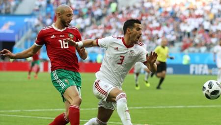 Με... ασίστ Χατζισαφί, νίκη για το Ιράν! (vid)