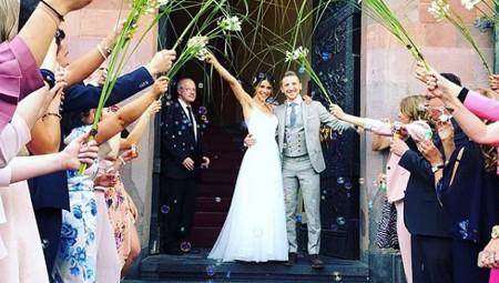 Παντρεύτηκε ο Μάριν! (pics)