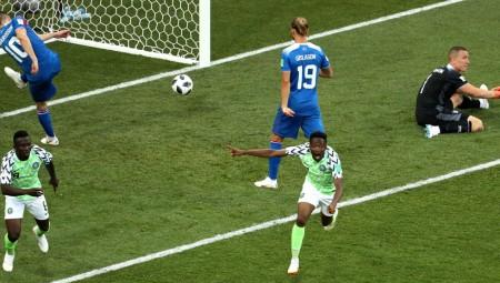 Η Νιγηρία έβαλε... φωτιά στον όμιλο (vid)
