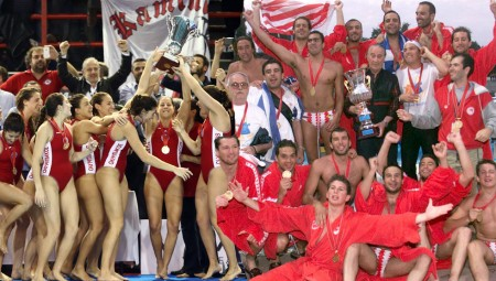 Διπλοί πρωταθλητές Ευρώπης