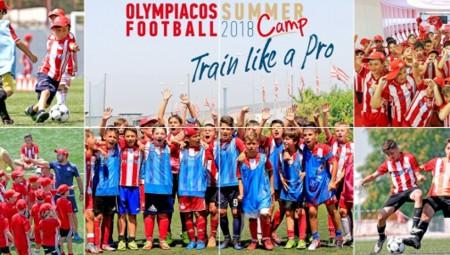 Αντίστροφη μέτρηση για το 18ο Summer Camp του Θρύλου! (vid)