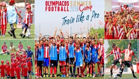 Αμείωτο το ενδιαφέρον για το Summer Camp