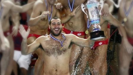 «Περήφανος που τελείωσα πρωταθλητής Ευρώπης»