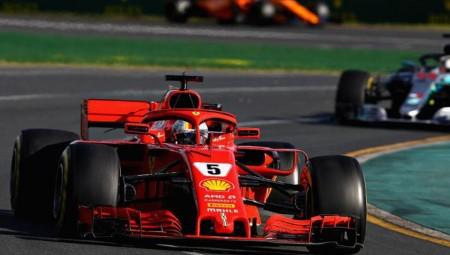 Ο εκπληκτικός Φέτελ στην pole position