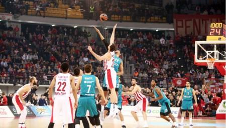 Οι «διπλές» αγωνιστικές του Ολυμπιακού!
