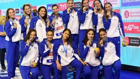 Τρίτο μετάλλιο για την Εθνική γυναικών σε Ευρωπαϊκό