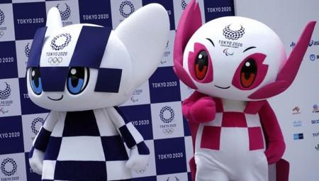 Οι μασκότ των Αγώνων του Τόκιο