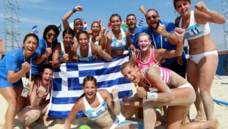 Παγκόσμια πρωταθλήτρια η Ελλάδα! (vid)