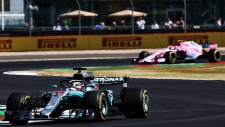 Ο Χάμιλτον την pole position