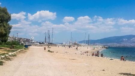 Αλλάζουν όψη οι παραλίες του Πειραιά (pics)