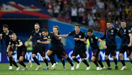 Η «ρωσική ρουλέτα» έβγαλε... Κροατία!