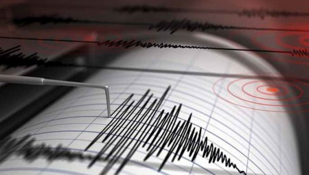 Σεισμός 4,1 Ρίχτερ ανατολικά της Σαντορίνης