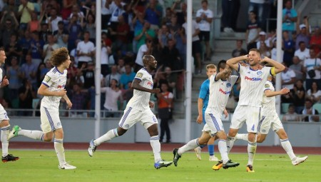 Η δράση στο Europa League