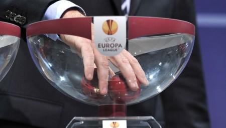 Οι υποψήφιοι αντίπαλοι στα πλέι οφ του Europa League