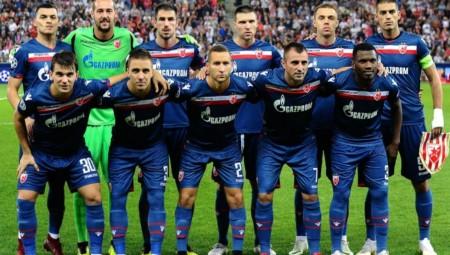 Ο όμιλος του Ερυθρού Αστέρα στο Champions League!