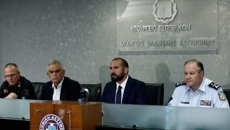 Νέοι αρχηγοί σε Αστυνομία και Πυροσβεστική