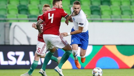 Ουγγαρία-Ελλάδα 2-1 (τελικό)