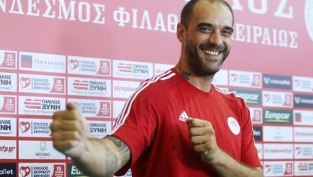 «Όλοι θέλουν να κερδίσουν τον Ολυμπιακό» (vid)