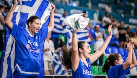 Στη «μάχη» για το όνειρο η Ελλάδα!