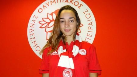 «Ευχαριστώ τον Ολυμπιακό» (pic)