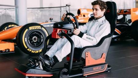 Νέος οδηγός για τη McLaren το 2019
