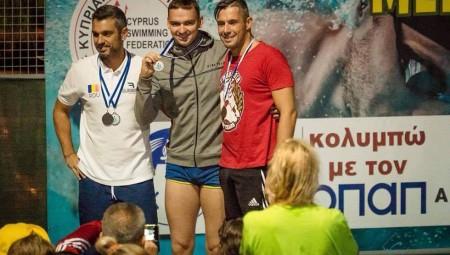 Χάλκινο μετάλλιο στην Κύπρο για τον Παπαδάκη