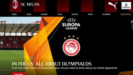 Η ανάλυση του Ολυμπιακού από την Μίλαν (pic)