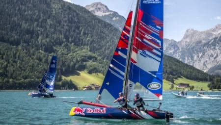 Με δύο Έλληνες ο τελικός του Red Bull Foiling Generation!