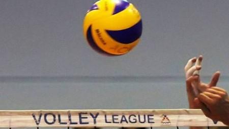 Με δέκα ομάδες η Volleyleague...