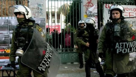 «Αστακός» η Αθήνα για το Πολυτεχνείο - Πάνω από 5.000 αστυνομικοί