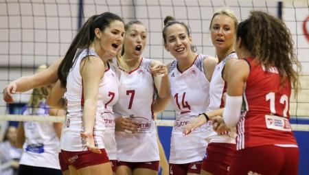 Το πανόραμα της Volleyleague Γυναικών