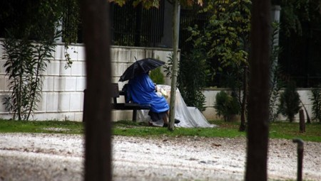 Θερμαινόμενοι χώροι στο Δήμο Πειραιά