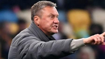 «Δεν σκέφτομαι την απόλυση του Χάτσκεβιτς»