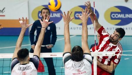 Τέλος ο Φράγκος από τον Ολυμπιακό