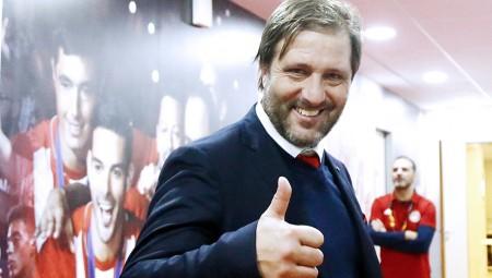 «Να πάμε στον τελικό του Μπακού...»