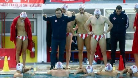 Χωρίς ματς η Γιαντράν πριν τον Ολυμπιακό!