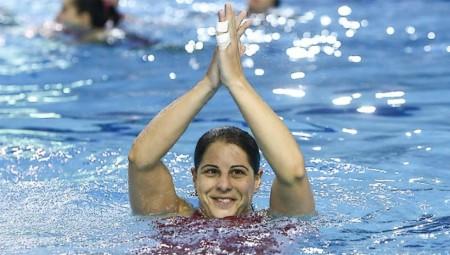 «Όνειρο μου να αγωνιστώ στο δικό μας κολυμβητήριο»