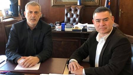 Υποψήφιος με τον Γιάννη Μώραλη ο Γρήγορης Καψοκόλης