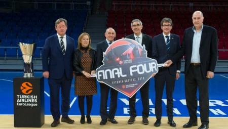 Το logo για το Final 4 στη Βιτόρια (pic, vid)